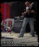 SOLO to New song VALHALLA RISING