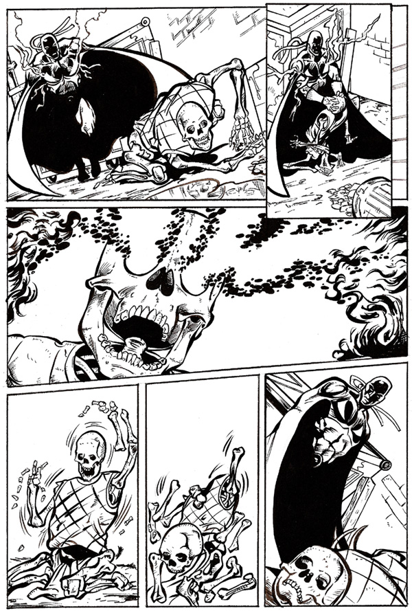 Ryan Crouse's Inking Portfolio ...